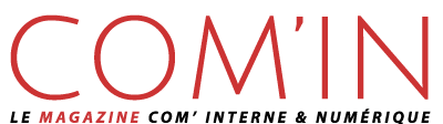 Com'in News logo